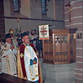 Centenary 2001 - Canon Denis Baggaley and Fr Neville Pilling