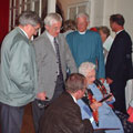 Centenary 2001 - Tossie Kelly (our oldest member)