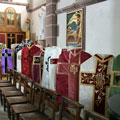 collection of vestments